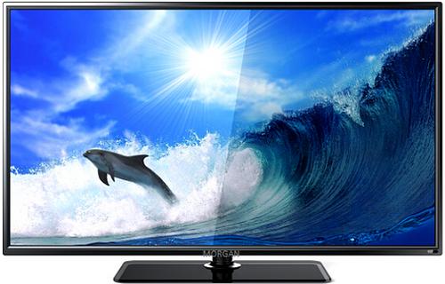 morgan led tv 100 240 v 2 usb ports 2 hdmi ports rs 6999 piece id 11127059662