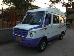 Ac Tempo Traveler On rental in Bhopal (M.P.)