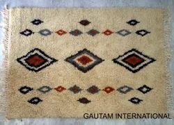 Woolen Shag Carpet