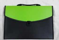 Expanding Bag With Handle