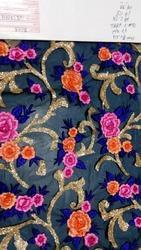 Fancy All Over Fabric Lace