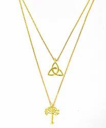 SHNL0093 Silver Jewellery