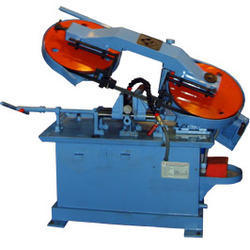 Swing Type Band Saw Machine