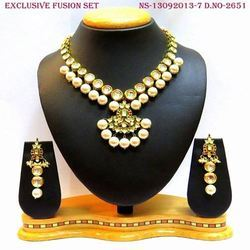 Party Wear Vilindi Necklace Set