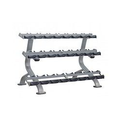 12 Pair Dumbbell Rack