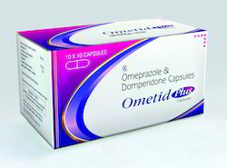 Omeprazole With Domperidone Capsules
