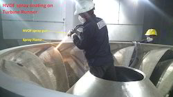 Plasma Spray Coating Service