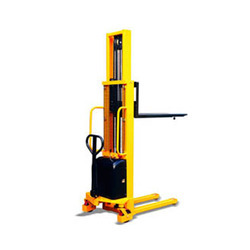 Mes-Series Semi Electric Stacker
