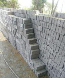 Cemented Fly Ash Bricks 9 x 4 x 3 inch