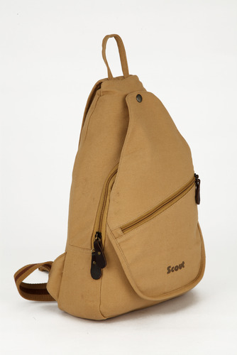 7d573db541c2 Scout Male Canvas One Side Back Pack