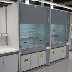 Fume Hood Fire Suppression System