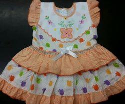 Kids Cotton Dress