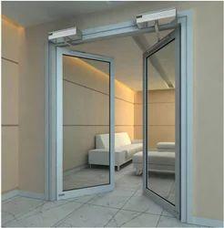 Plain Automatic Swing Door System