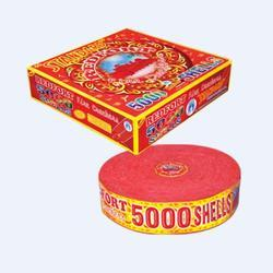 5000 Shots Garland Cracker