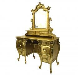Gold Dressing Table