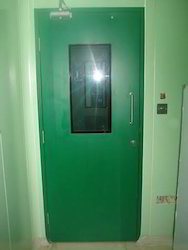 Powder Coated Stainless Steel Door