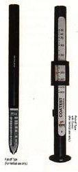 Pencil Coating Gauge