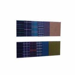Giza Cotton Check Fabrics