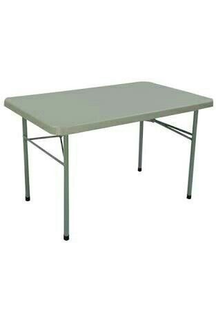 Standard Height Metal Supreme Buffet Six Seater Dining Table Size 5 By 25 Feet