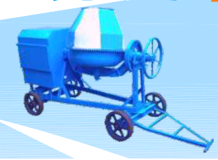 Hand Feed Concrete Mixer - View Specifications & Details of