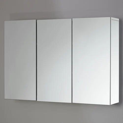 3 Door Bathroom Cabinets