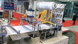 Plastic Spoon Making Machine