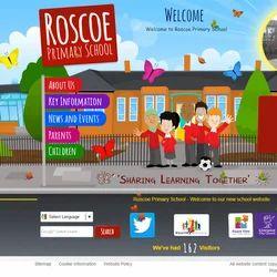 School Website Designing Service