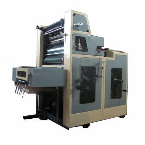 Non Woven Offset Printing Machine - Nonwoven Bag Offset