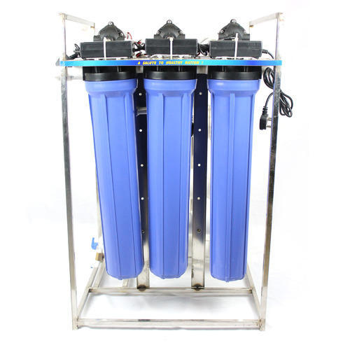 Ro System 100 Lph Ro System Manufacturer From Delhi
