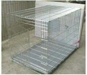 Petmate Made In Usa Steel Wire Mesh Dog Cage