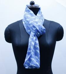 EGSC00020 Bird Cotton Printed Scarf