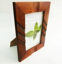 Classic Wood Photo Frame