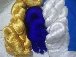Colours Dying Mulbarry Silk Yarn