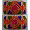 Cotton Printed Clutch Bs-6