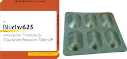 Amoxycillin Trihydrate & Clavulanate Potassium Tablets IP