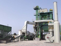 AMMANN APOLLO Hot Mix Plant Spare Parts Exporters in India