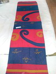 Pure Cotton Fancy Pachwork Sarees