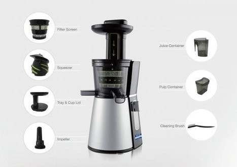 Kent Cold Press juicer