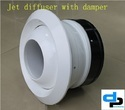 Jet Nozzle Damper