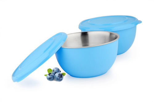 Microwave Safe Stainless Steel Bowls At
