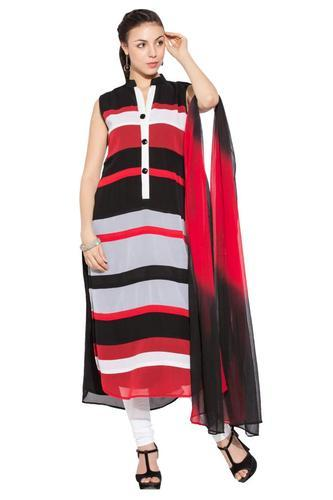 2c928cb0112 Bollywood Designer Styling Long Kurti Party Wear Suit