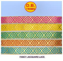 Fancy Jacquard Lace (Trim)