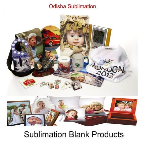 Blank Sublimation Products