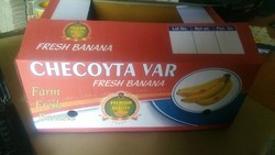 Export Banana Packaging Box