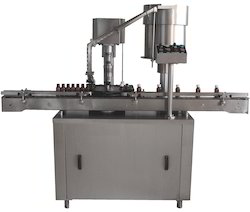 High Speed Automatic Screw Capping Machine