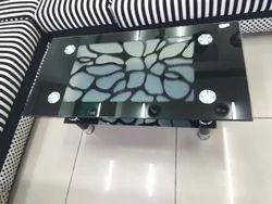Black Designer Table