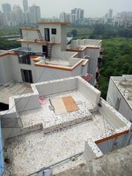 Terrace Waterproofing Work