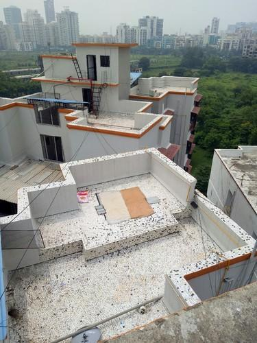 Terrace Waterproofing Work