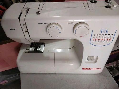 Automatic Sewing Machine Usha Sewing Machiin Wholesaler From Kalyan Unique Janome Sr 2000 Sewing Machine