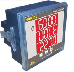 AC Power Analyzer ( Low Watt Meter)